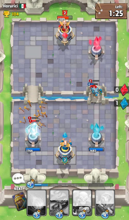 clash of wizards battle royale cheats