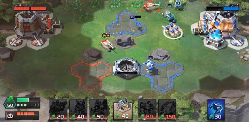 command & conquer rivals tips