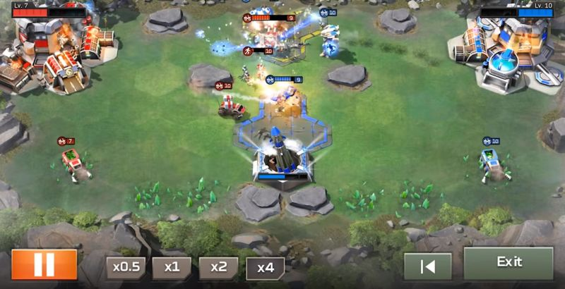 command & conquer rivals strategy