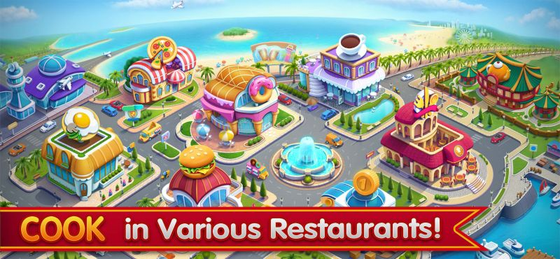 cooking city cheats