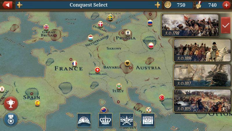 european war 6: 1804 cheats