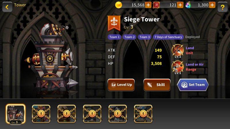 kingdom alive siege tower