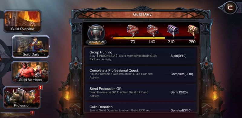 overlords of oblivion guild