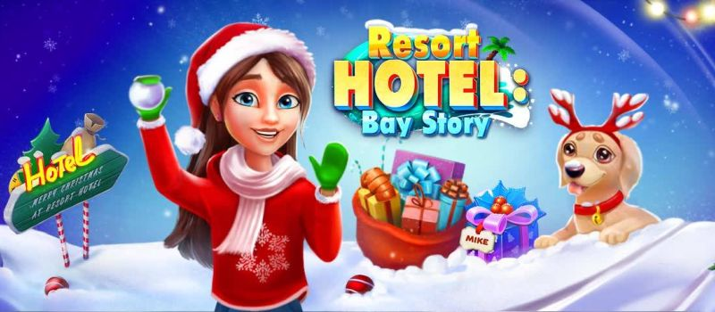 resort hotel bay story guide