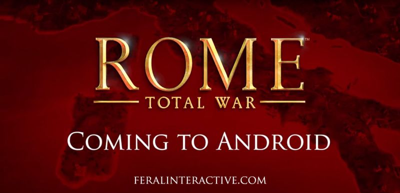 rome total war android release