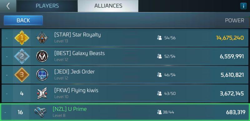 star trek fleet command alliance