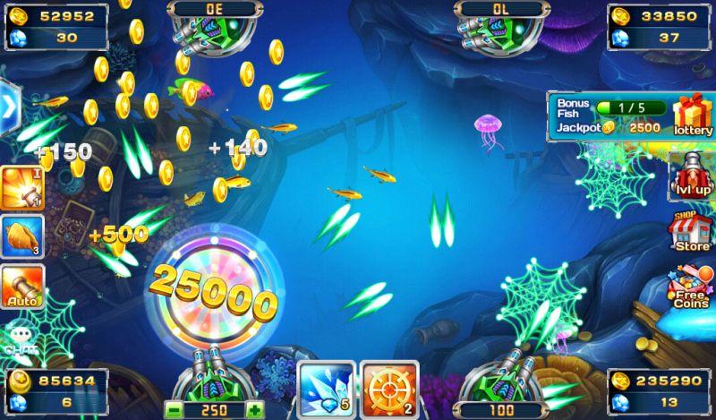 ocean fortune mania cheats