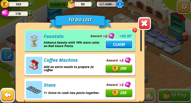 cafe tycoon guide