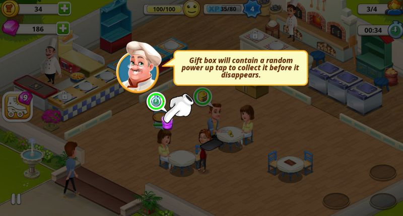 cafe tycoon hints