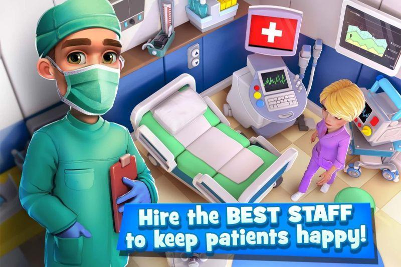 dream hospital cheats
