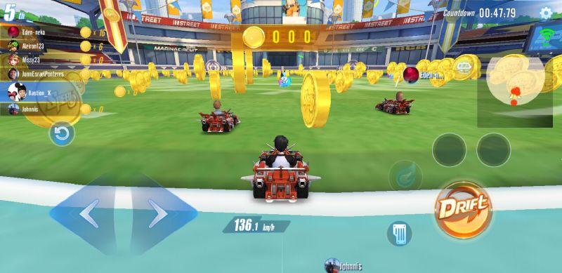 garena speed drifters strategies