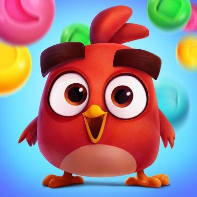 angry birds dream blast tips
