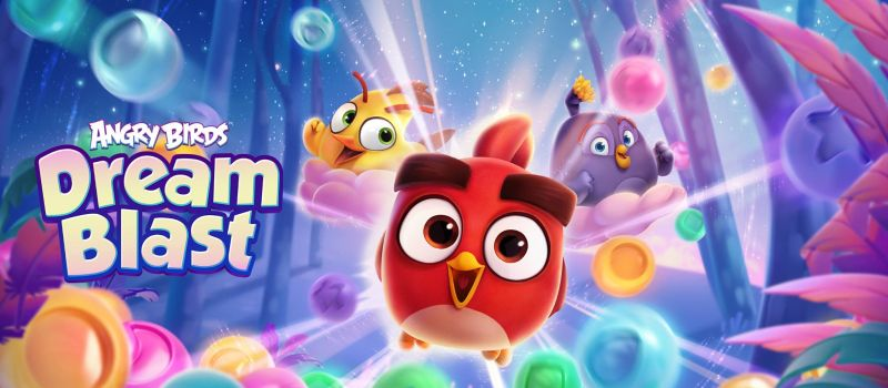 angry birds dream blast guide