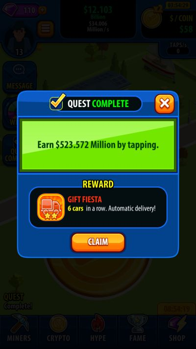 crypto trillionaire quests