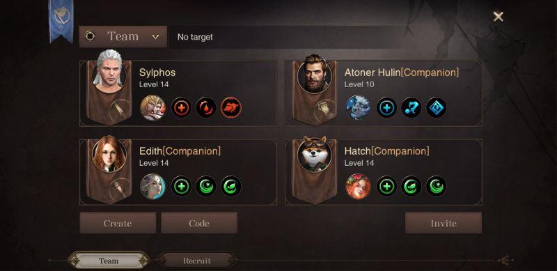 errant hunter's soul best team