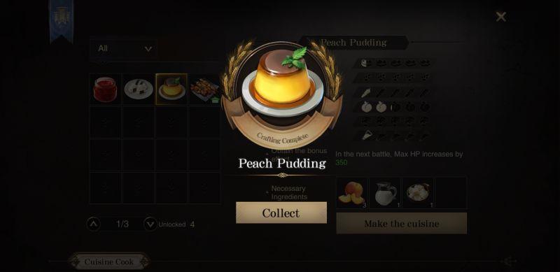 errant hunter's soul cooking