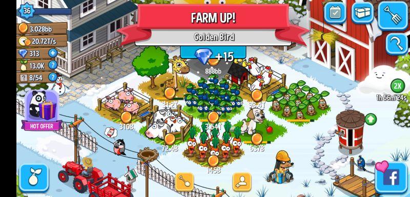 idle farming empire cheats