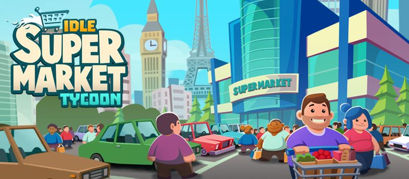 idle supermarket tycoon free gems cheats