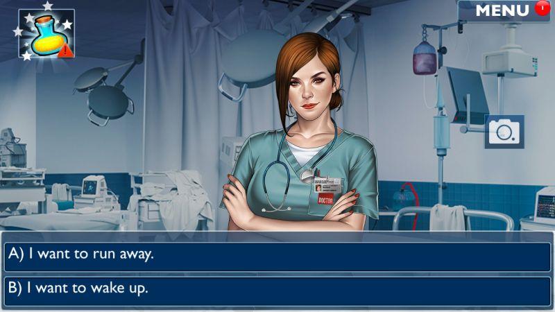 is it love? blue swan hospital guide