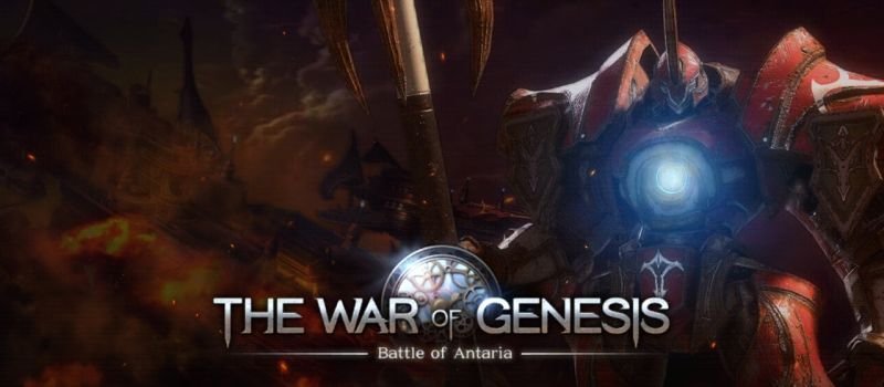 the war of genesis battle of antaria guide