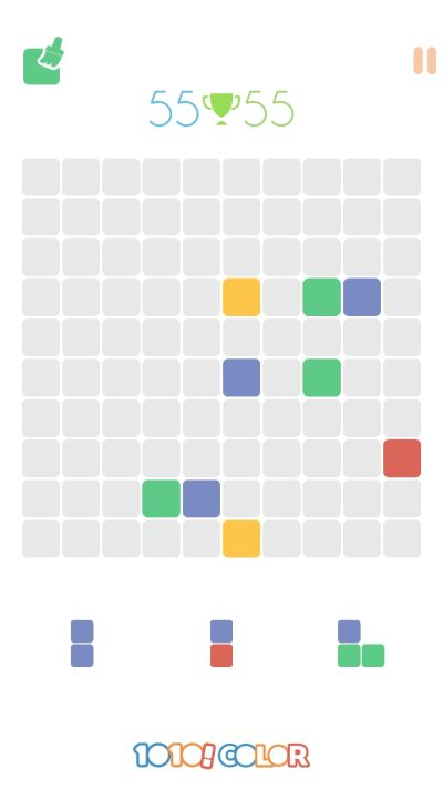 1010! color strategy