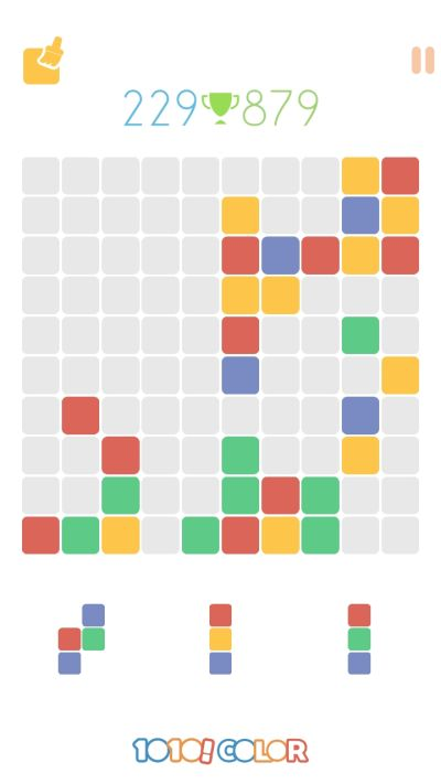1010! color tricks