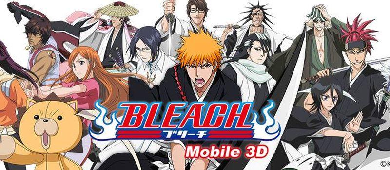 bleach mobile 3d guide