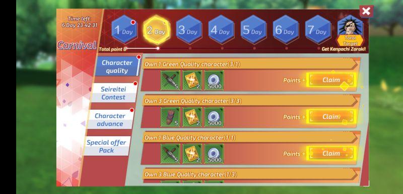 bleach mobile 3d rewards