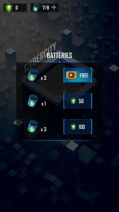 flaming core batteries