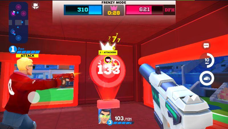 frag pro shooter objectives