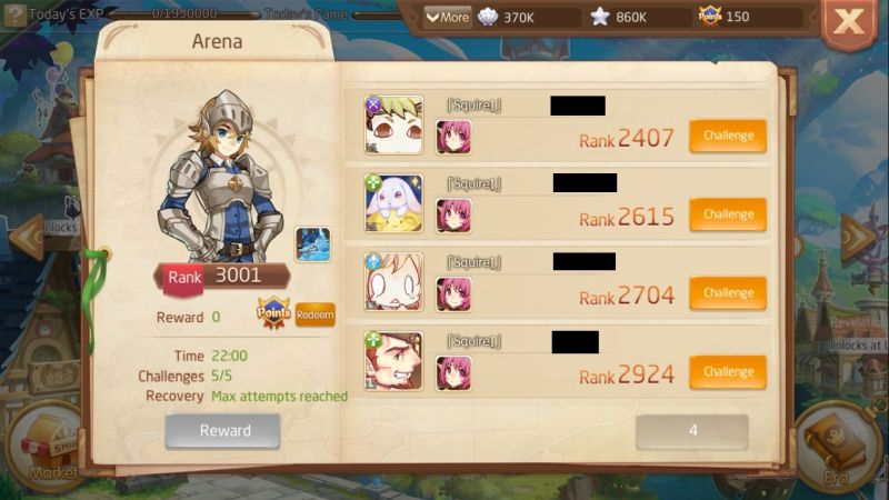 laplace m arena