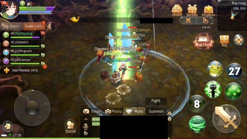 laplace m bug hunt limited event