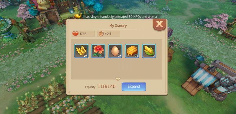 laplace m harvest