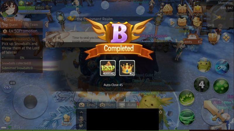 laplace m kingdom events rewards