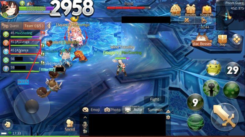 laplace m zodiac bosses limited event