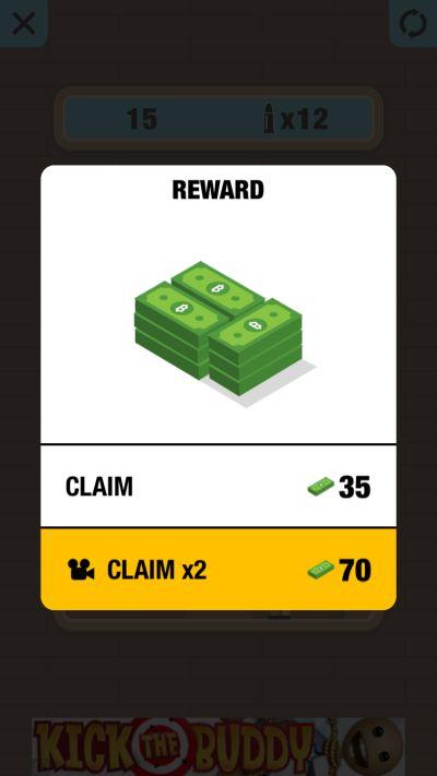 mr bullet rewards