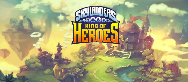 skylanders ring of heroes guide