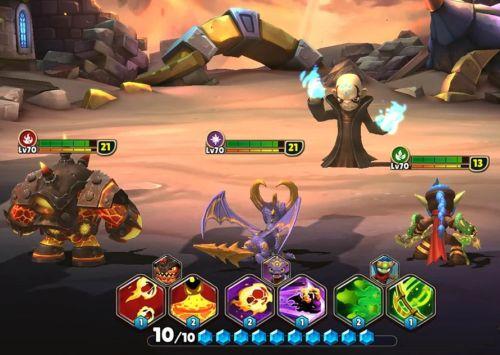 skylanders ring of heroes farming tips
