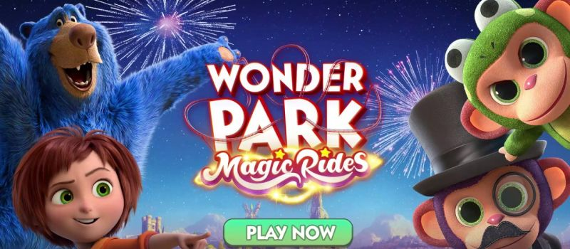 wonder park magic rides guide