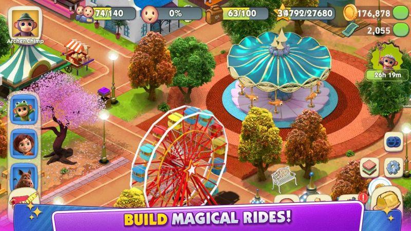 wonder park magic rides tips