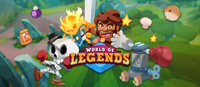 world of legends guide