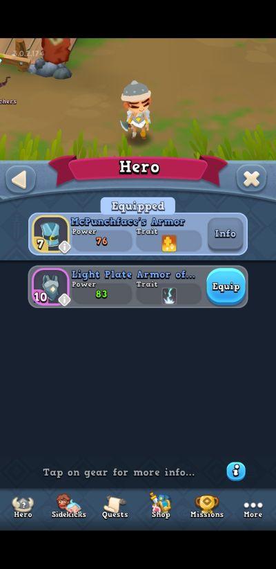 world of legends cheats