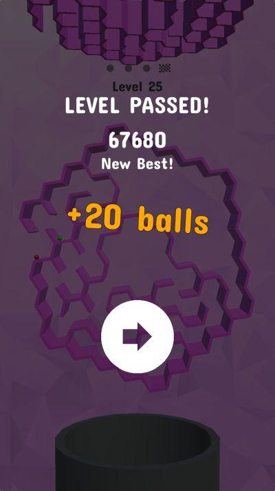 balls rotate voodoo high score