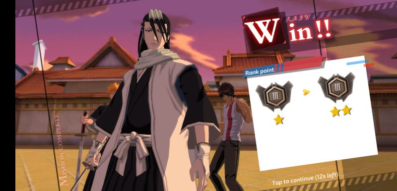 bleach mobile 3d time limited mode