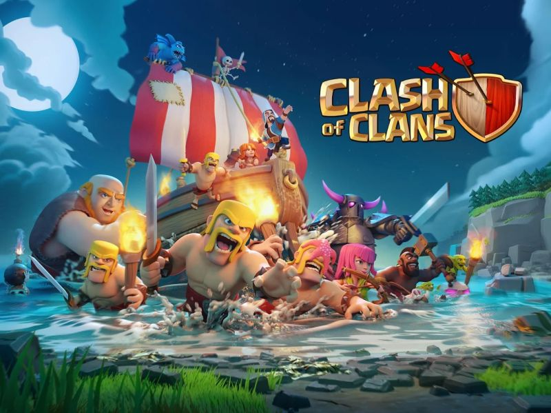 clash of clans season challenges