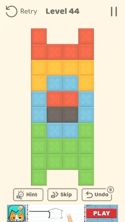 folding blocks hints