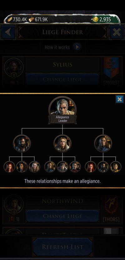 game of thrones conquest allegiance