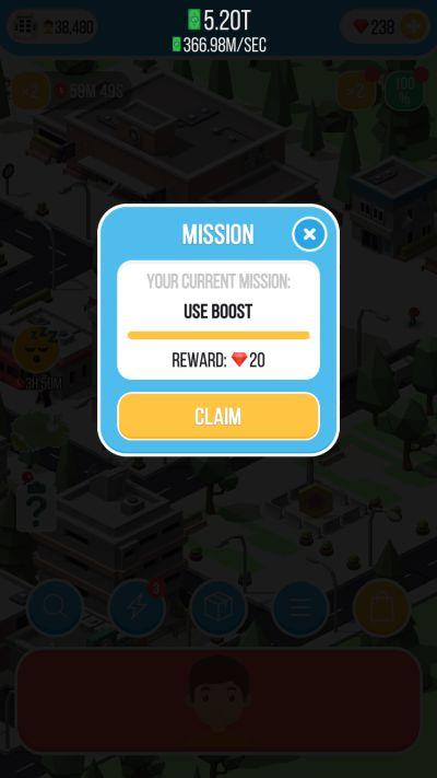 idle island missions