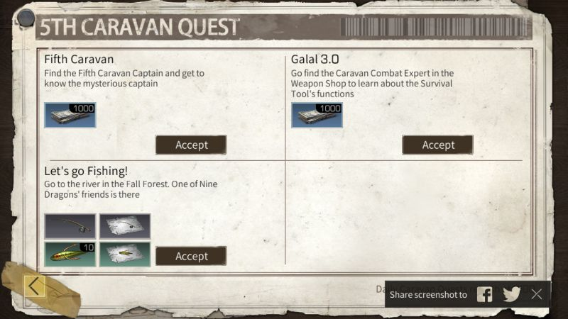 lifeafter fishing quest