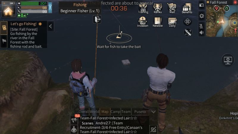 lifeafter fishing tips